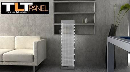 TLT'nin LED panelleri yüzde 50 elektrik tasarrufu sağlıyor!