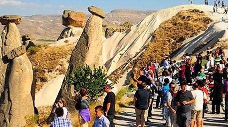 Türkiye'ye gelen yabancı ziyaretçi sayısı 7 milyona ulaştı