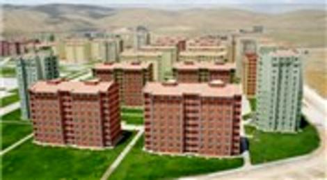 TOKİ kentsel dönüşüm kapsamında Karaman'da 450 konut inşa edecek