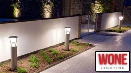 Wone Lighting Gardena ile bahçelerinizi aydınlatın