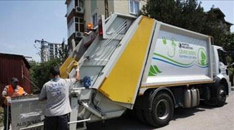 Kartal Belediyesi çevre dostu çöp arabalarıyla hizmet verecek