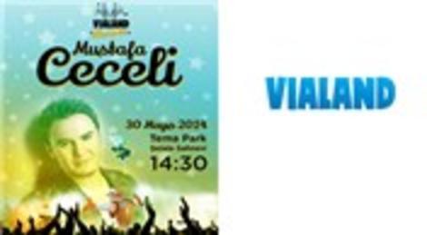 Mustafa Ceceli 30 Mayıs'ta VIALAND'de konser vermeye hazırlanıyor