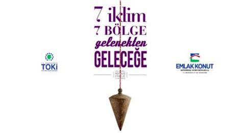 TOKİ ve Emlak Konut'tan 7 İklim 7 Bölge mimari yarışması!