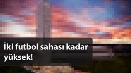 Türk Telekom Arena'nın yanına 250 metrelik kule geliyor