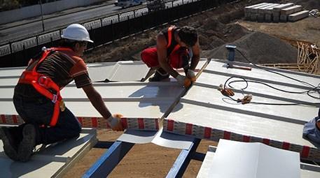 Çatı tadilatı ile klima giderlerini azaltabilirsiniz