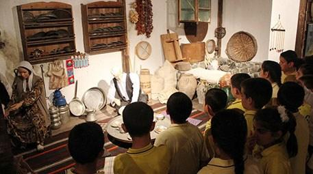 Osmaniye Kent Müzesi, geçmişi gelecek nesillere aktarıyor
