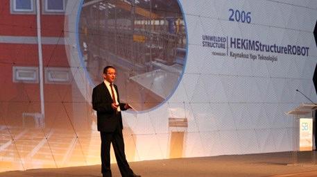 Prefabrik Yapı, Sürdürülebilir Markalar Konferansı'na damga vurdu