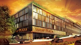 Varyap Plaza'da inşaat tamamlandı, teslimler başlıyor