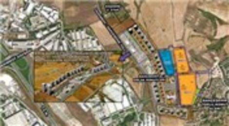 Cihan İnşaat 106 dönümlük Hoşdere 3. Etap Arsası'nı teslim aldı