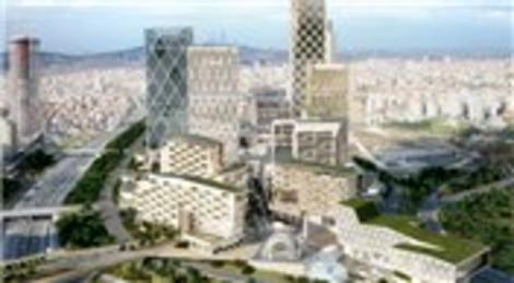 TOKİ BDDK için Finanskent'e hizmet binası yaptırıyor