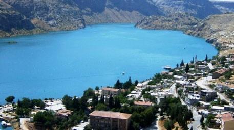 Sakin Şehir Halfeti'de hedef 1 milyon turist