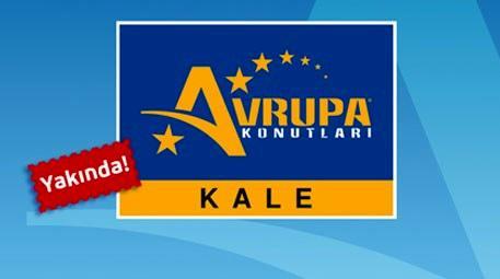 Avrupa Konutları Kale Topkapı'nın ön talep formu yayında
