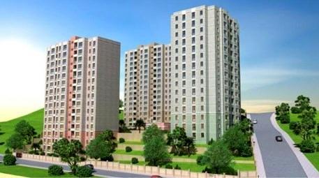 Sarıgöl Kent Konutları Gaziosmanpaşa'da 104 bin liraya