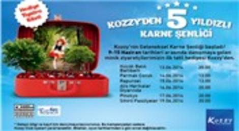 Kozzy AVM'de tiyatro şenliği başlıyor