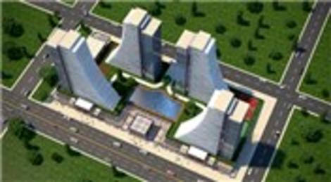Mina Towers, Başaran İnşaat imzasıyla Fikirtepe'de yükseliyor