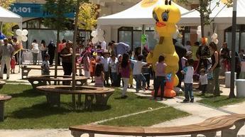 """Antepia'da """"Geleneksel Yaza Merhaba"""" etkinliği düzenlendi"""