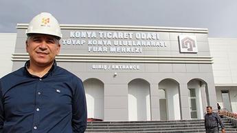 Seha Yapı, TÜYAP Fuar Merkezi inşaatını kısa sürede bitirdi