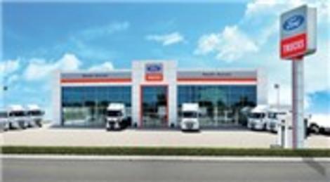 Ford Trucks, bayi ağını güçlendirmeye devam ediyor