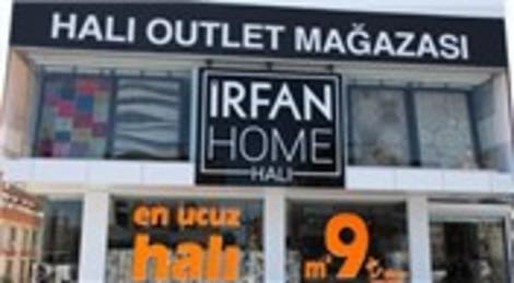 İrfan Home, tüm halı markalarının outletlerini satışa çıkardı