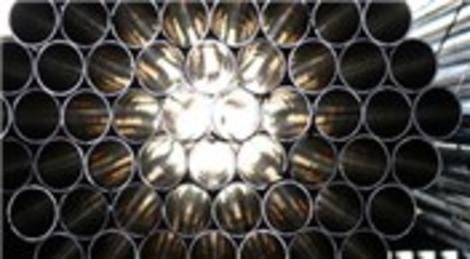 Çelik sektörünün 5 aylık ihracatı 5.9 milyar dolar oldu