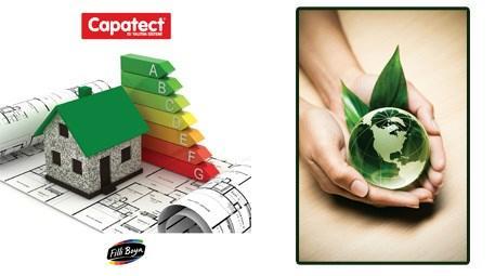 Capatect, çevre dostu ürünleriyle çalışmalarına devam ediyor!