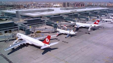 Atatürk Havalimanı'na 100 milyon euroluk ne yapılacak?