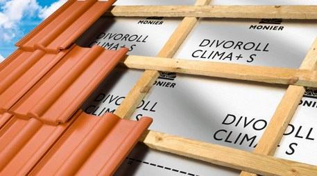 Divoroll Clima Plus S ile yapılar nefes alacak!