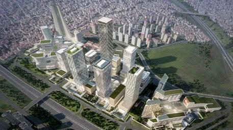 TOKİ'den BDDK'ya İstanbul Finans Merkezi'nde hizmet binası