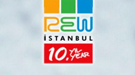 REW İstanbul 2014, 12 Haziran'da açılacak