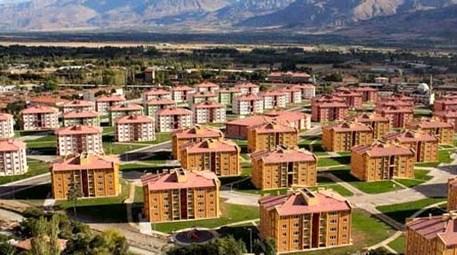 TOKİ Erzincan'da 14 AIT yapacak