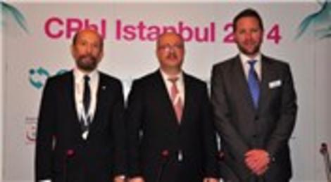 Dünyanın en kapsamlı ilaç fuarlarından CPhI İstanbul açıldı