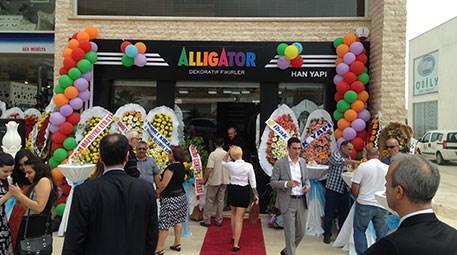 Alligator Renk Atölyesi Han Yapı, Bodrum'da ikinci şubesini açtı