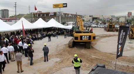 Borusan Makina Ankara'da 'İkinci El Ve Kiralama Merkezi'ni açtı