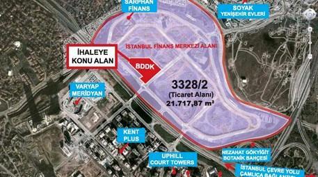 İstanbul Finans Merkezi'nde BDDK için kim bina yaptırıyor?