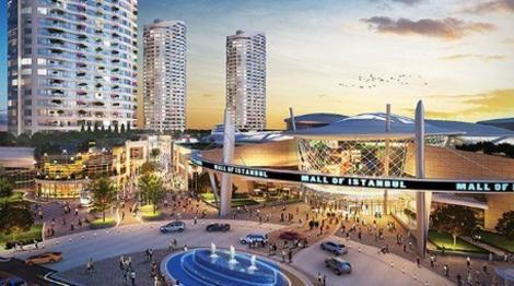 DDG, Mall of İstanbul'a görsel kimlik kazandırıyor
