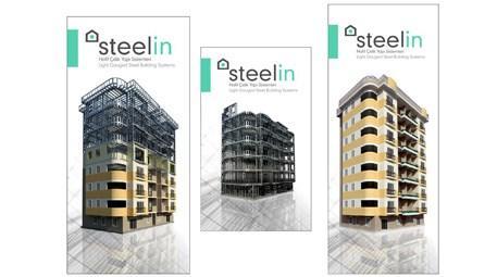 Steelin, hafif çeliği sanata dönüştürüyor