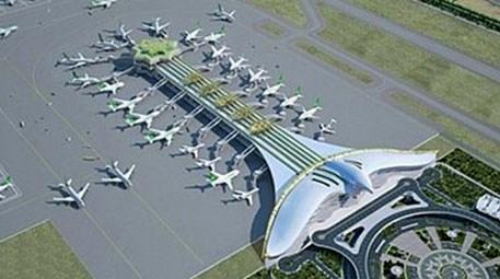 Üçüncü havalimanının temeli yarın atılıyor