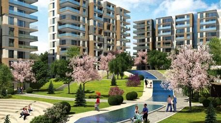 Cennet Koru Evleri konumu ve mimarisiyle dikkat çekiyor
