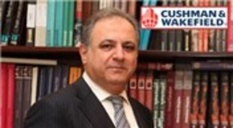 Haluk Sur, Cushman&Wakefield kentsel dönüşüm raporunu açıklıyor