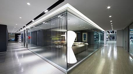 TEAMFORES'ten DRD'ye yeni nesil akıllı ofis tasarımı!