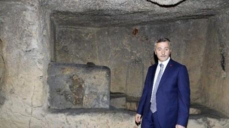 Şahinbey Belediyesi yer altı mağaralarını turizme kazandıracak