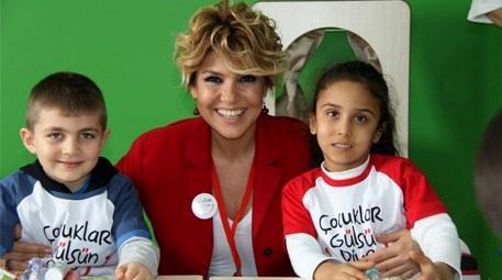 Çocuklar Gülsün Diye Derneği 22. anaokulunu Antalya'da açıyor