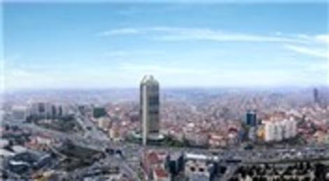 Nurol Tower, İstanbul'un kalbinde yükseliyor