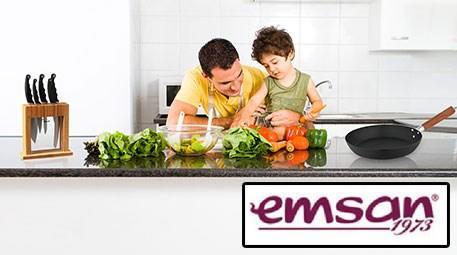 Emsan, mutfakların şefi babalara en özel hediye önerileri sunuyor