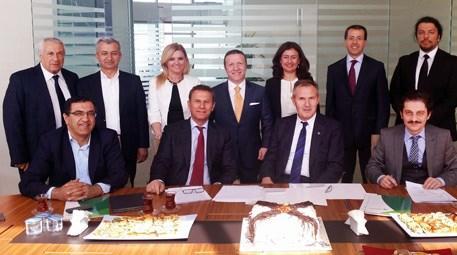 Kale Endüstri Holding Vadistanbul Bulvar'ı tercih etti