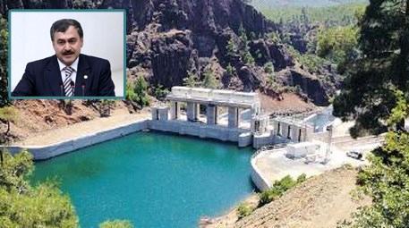 Veysel Eroğlu '100 hidroelektrik santral üretime başlıyor'