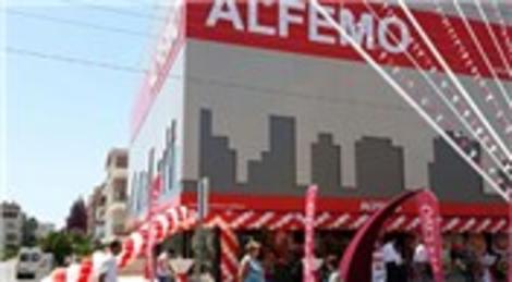 Alfemo, Antalya Lara ve Tekirdağ mağazalarını hizmete açtı
