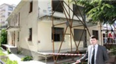 ODTÜ'lü bilim adamları, Ankara'da bir binada deprem deneyi yaptı