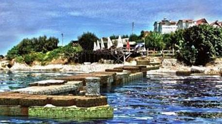 Kocaeli'nin tarihi Kerpe limanı mendireği ihalesi yapıldı