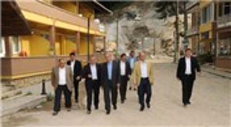 Bursa'nın Oylat mesire alanı turizme açılacak